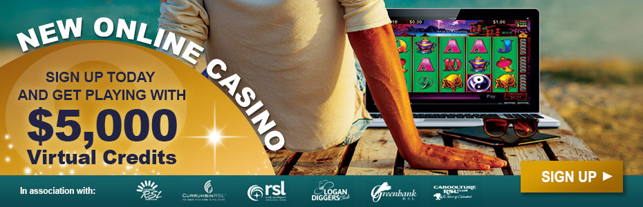 Sign Up here for Club 8 Online Casino