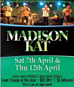 Madison Kat